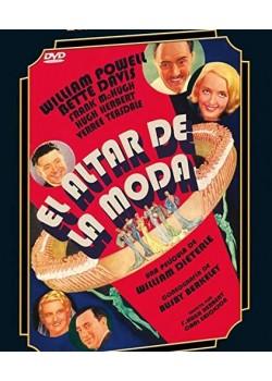 EL ALTAR DE LA MODA (FASHIONS OF 1934) (1934) DVD Ed. Coleccionista con Libreto 32 Pags y Funda de Cartón