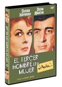 El Tercer Hombre Era Mujer (Ada) (1961) *** Region 2 *** Spanish Edition ***