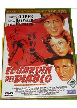 EL JARDIN DEL DIABLO / Henry Hathaway / Gary Cooper , Susan Hayward , Richard Widmark