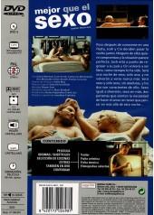Mejor Que El Sexo [DVD]