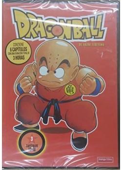 DRAGONBALL VOL.3 CAPITULOS 13-18 DVD