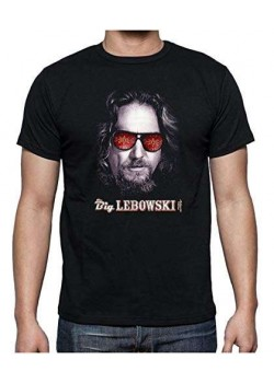 Universal Studios The Big Lebowski Camiseta S T-Shirt Oficial …