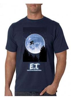 Universal Studios ET Camiseta S T-Shirt Oficial