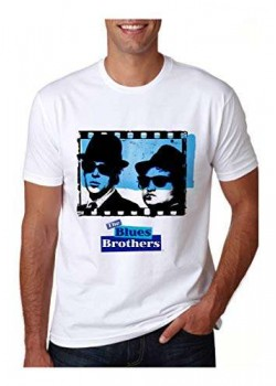 Universal Studios The Blues Brothers Camiseta L T-Shirt Oficial