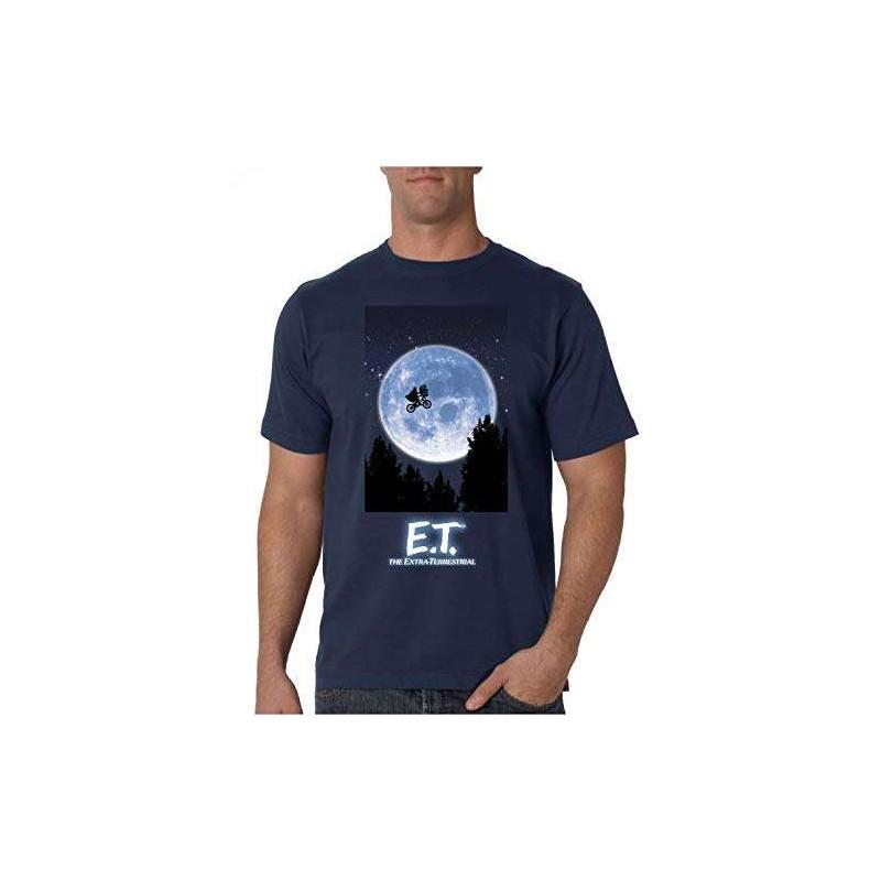 Universal Studios ET Camiseta Talla L T-Shirt Oficial