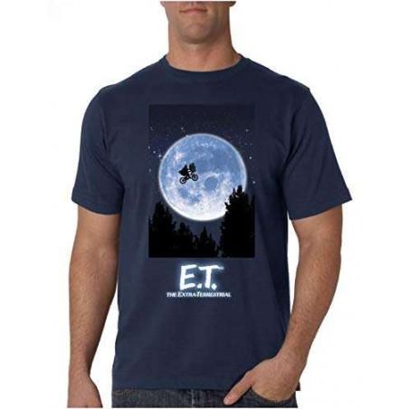 Universal Studios ET Camiseta Talla S T-Shirt Oficial
