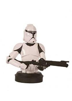 RBA Busto Star Wars Soldado CLON + Fasciculo