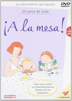 ¡A La Mesa! (Dvd) [Tapa dura] VV.AA.