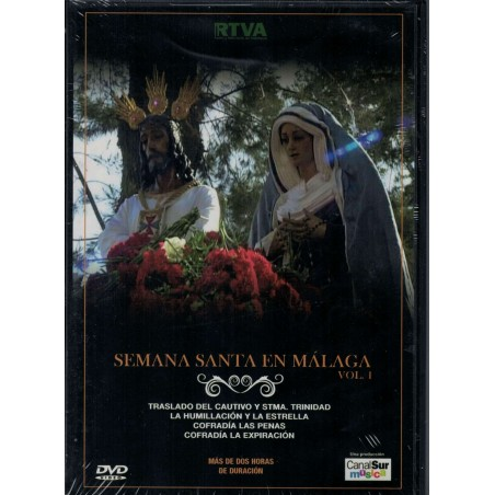 Semana santa en malaga. dvd 1 [Tapa blanda] Rtva
