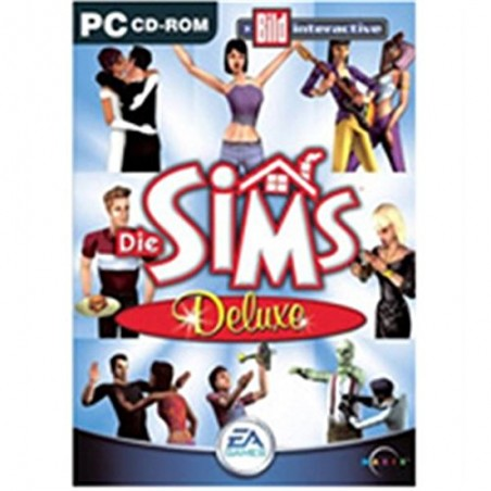 Electronic arts - Pc los sims deluxe classic [video game]