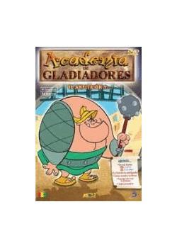 Academia de gladiadores: el anfitrion y....  [DVD]