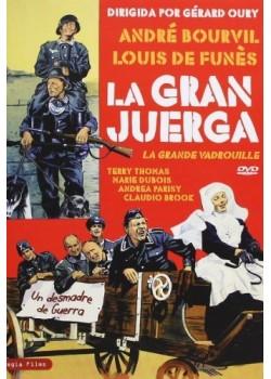 LA GRAN JUERGA (DVD)