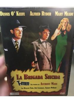 La Brigada Suicida  DVD 1947  T-Men