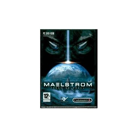 Maelstrom/Pc [video game]