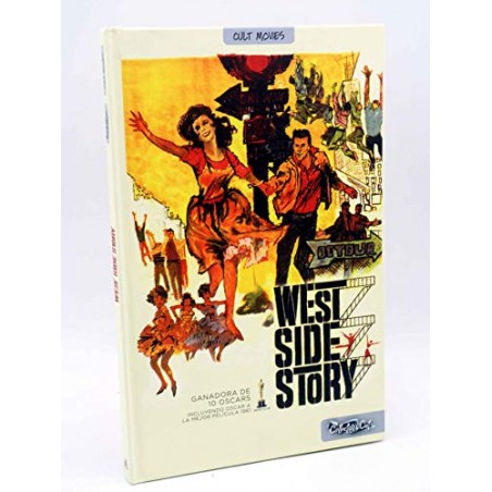 West Side Story - incluye Dvd [Tapa dura] Varios Autores