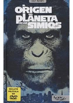 Origen del planeta de los Simios (+ DVD) [Tapa dura] Vv.Aa
