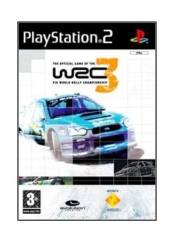 World Rally Championship 3 Playstation 2 [video game]