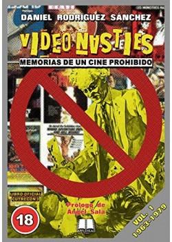 Video Nasties Vol. 1 (1963-1979): Memorias de un cine prohibido [Tapa blanda] Rodríguez...