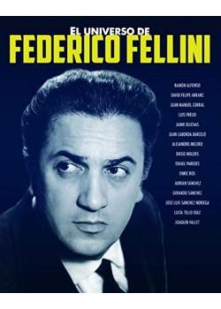 El universo de Federico Fellini [Tapa dura] SANCHEZ, ADRIAN; ALFONSO, RAMON; ARRANZ,...