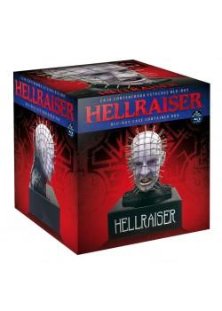 BUSTO HELLRAISER (capacidad para 4 estuches)