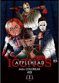 ICONOS APPLEHEAD #01 [Tapa blanda] Iniesta, Manuel J.