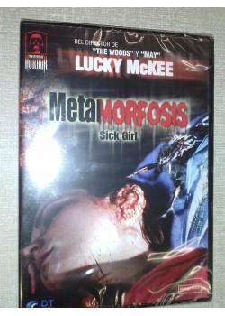 DVD LUCKY MCKEE - METAMORFOSIS