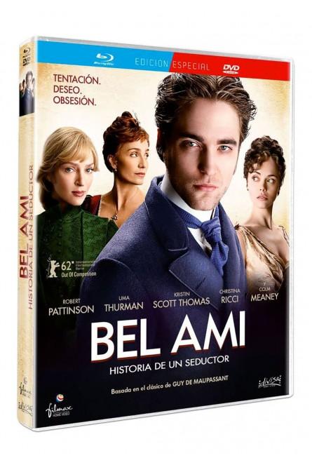 Bel ami, historia de un seductor [Blu-ray]
