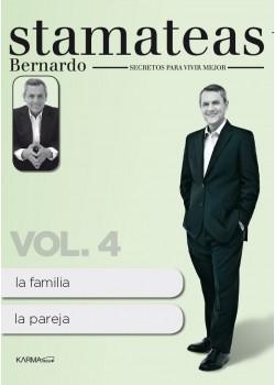 BERNARDO STAMATEAS. SECRETOS PARA VIVIR MEJOR VOL.4 (DVD)