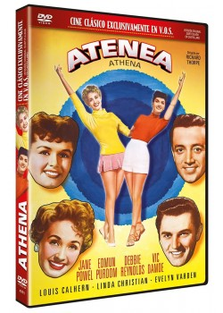 ATENEA (VOS) (DVD)