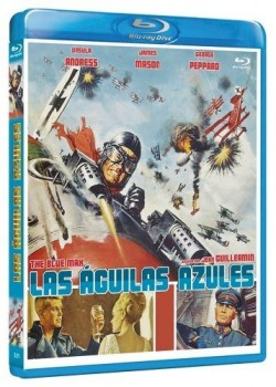 Las Aguilas azules BD  [Blu-ray]