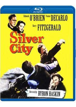 Silver City [Reino Unido] [Blu-ray]