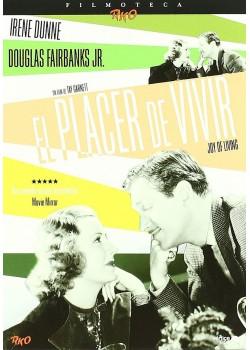 EL PLACER DE VIVIR (DVD)
