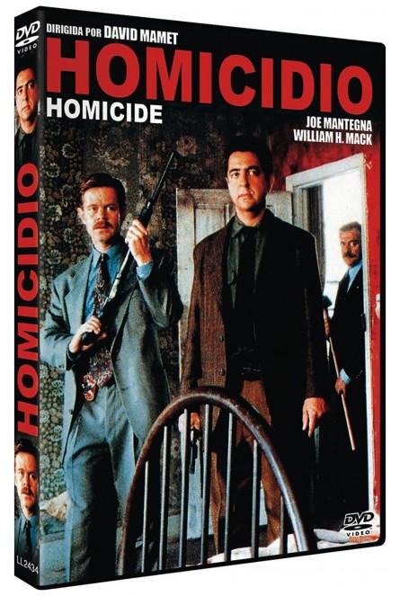HOMICIDIO (DVD)