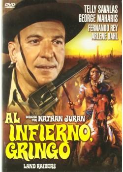 AL INFIERNO GRINGO (DVD)