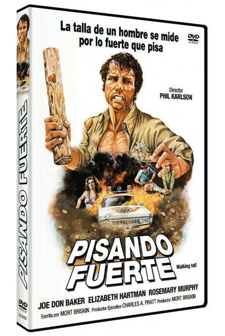 PISANDO FUERTE (DVD)