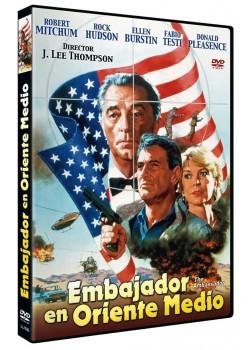 EMBAJADOR EN ORIENTE MEDIO (DVD)