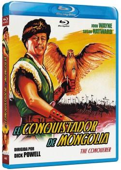 EL CONQUISTADOR DE MONGOLIA (BLU-RAY)