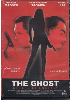The ghost, muerte silenciosa [Internacional] [DVD]