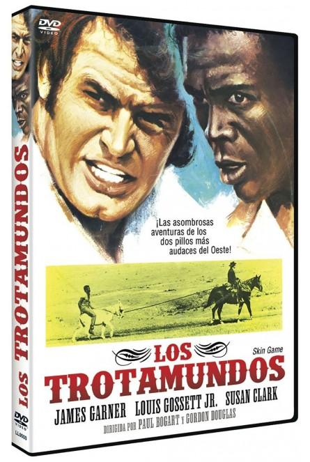 LOS TROTAMUNDOS (DVD)