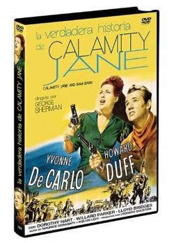 La verdadera historia de Calamity Jane [DVD]