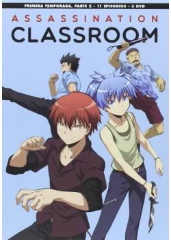 Assassination Classroom - Temporada 1, Parte 2 (Ep. 12 a 22) [DVD]