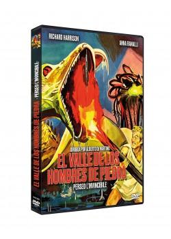 El Valle de los Hombres de Piedra 1963 DVD Perseo l'invincibile