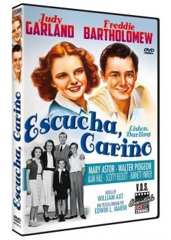 Escucha, Cariño (Listen, Darling) 1938 - V.O.S. [DVD]