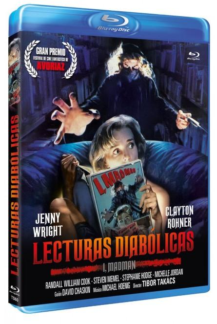 Lecturas diabólicas [Blu-ray]