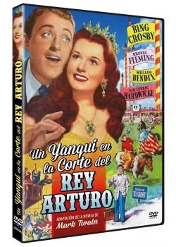 Un Yanqui En La Corte Del Rey Arturo [DVD]