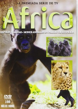AFRICA: PACK 2 (DVD)