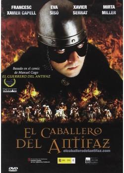 EL CABALLERO DEL ANTIFAZ (DVD)