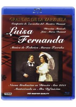 Luisa Fernanda [Blu-ray]