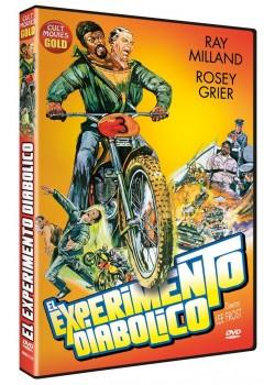 EL EXPERIMENTO DIABOLICO (DVD)
