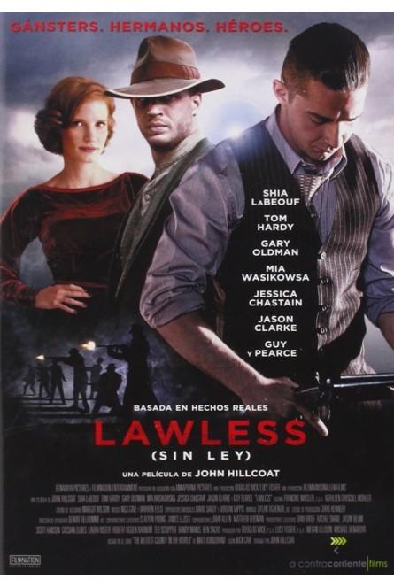 LAWLESS (SIN LEY) (DVD)
